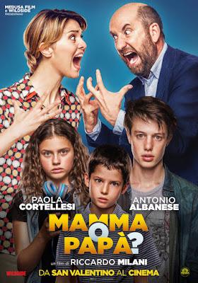 Mamma O Papà Cortellesi Albanese