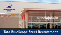 BlueScope Steel Recruitment