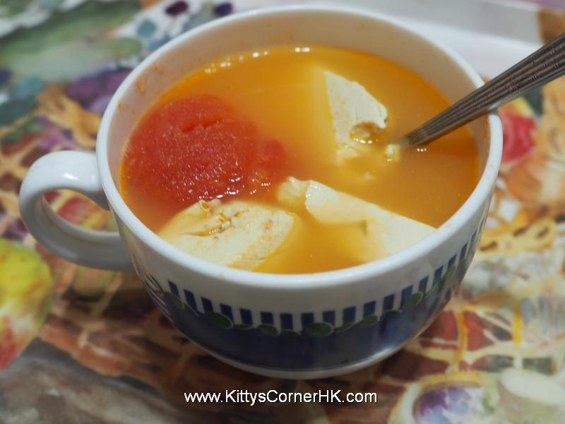 Tofu and Fish Chinese Soup DIY recipe 豆腐魚湯 自家食譜