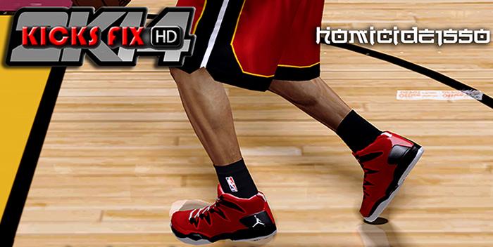 b77901b8e321 NBA 2K14 Air Jordan XX8 SE Shoes (Ray Allen PE) - NBA2K.ORG
