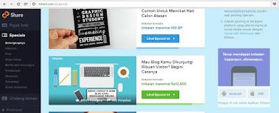 8Share, Yuk Berbagi Informasi Sambil Mencari Pendapatan Secara Online