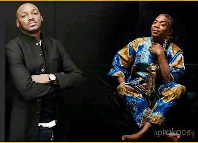 I Never Blasted 2Face, He's My Family - Femi Kuti Addresses Media