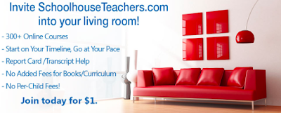 Schoolhouse Teachers for homeschool moms