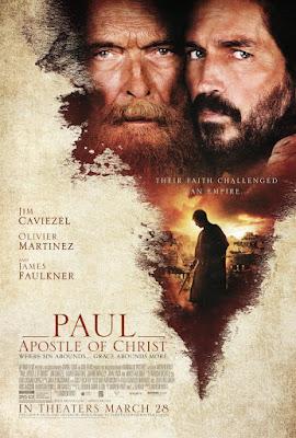 Paul, Apostle Of Christ [2018] [DVD R1] [Latino]