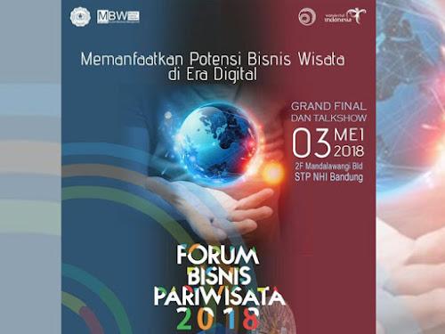 Forum Bisnis Pariwisata 2018