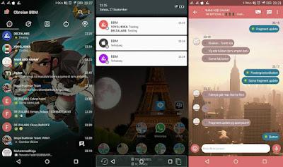 Aplikasi BBM Mod Android Delta v 3.0.1.25 Release Terbaru Changelog v3.7.0