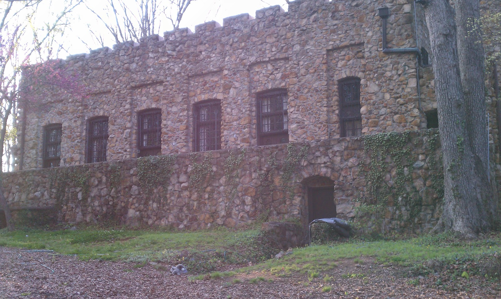 Tickling The Ivories: Gimghoul Castle And Its History's