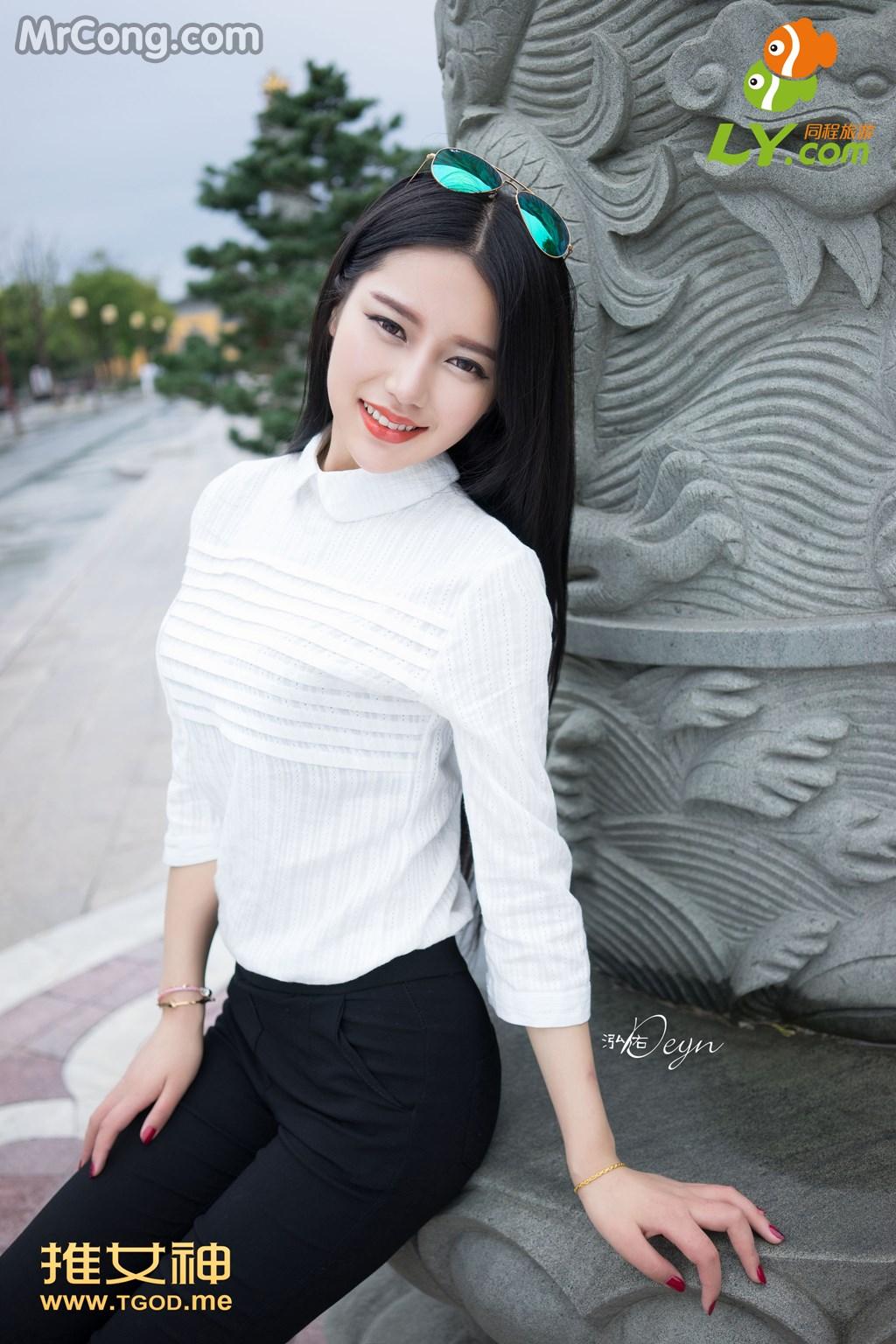 TGOD 2014-09-24: Model Xu Yan Xin (徐妍馨) (66 pictures)