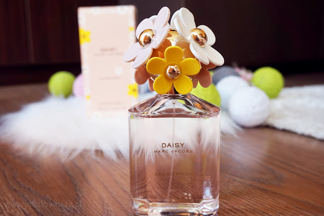 Marc Jacobs Daisy Eau So Fresh recenzja