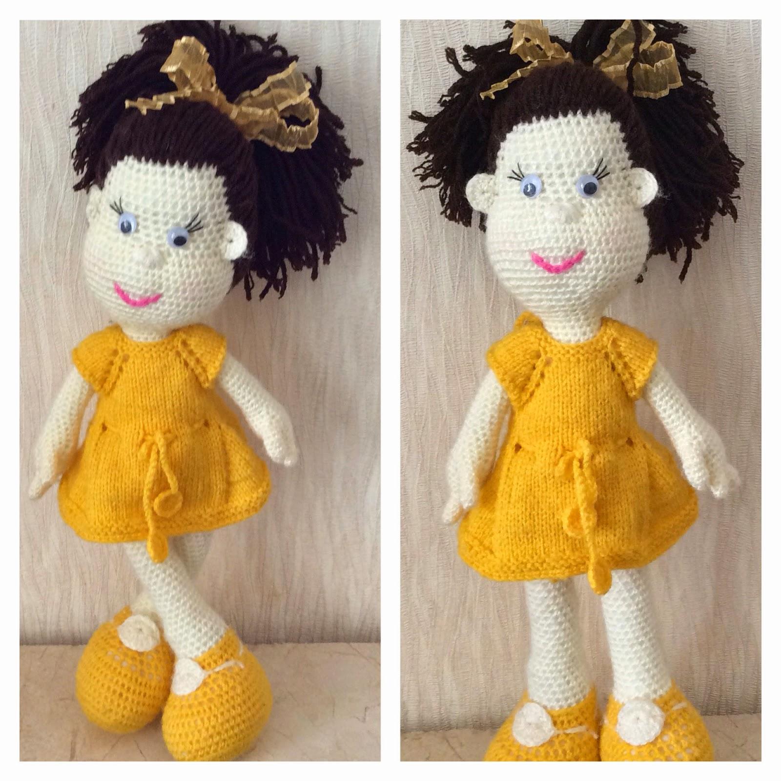 8.video/Kolay Amigurumi Barbie Bebek Dudak işlemesi Yapımı ...   1600x1600