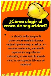 clasificación de los cascos de seguridad
