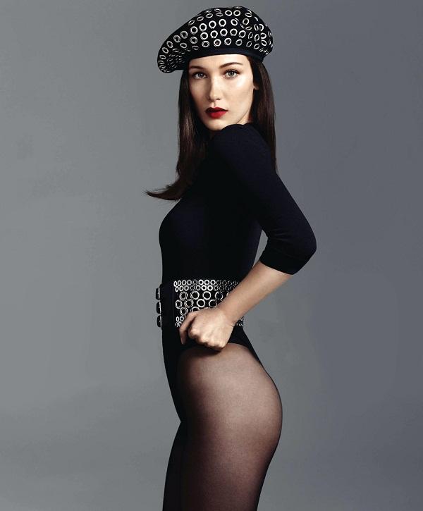 Bella Hadid Elle Magazine Images
