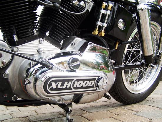 Chopper Creeps Swingarm Ironhead Sportster