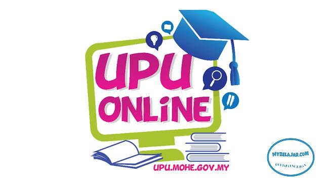 Permohonan UPU Sesi Akademik 2018/19 Online