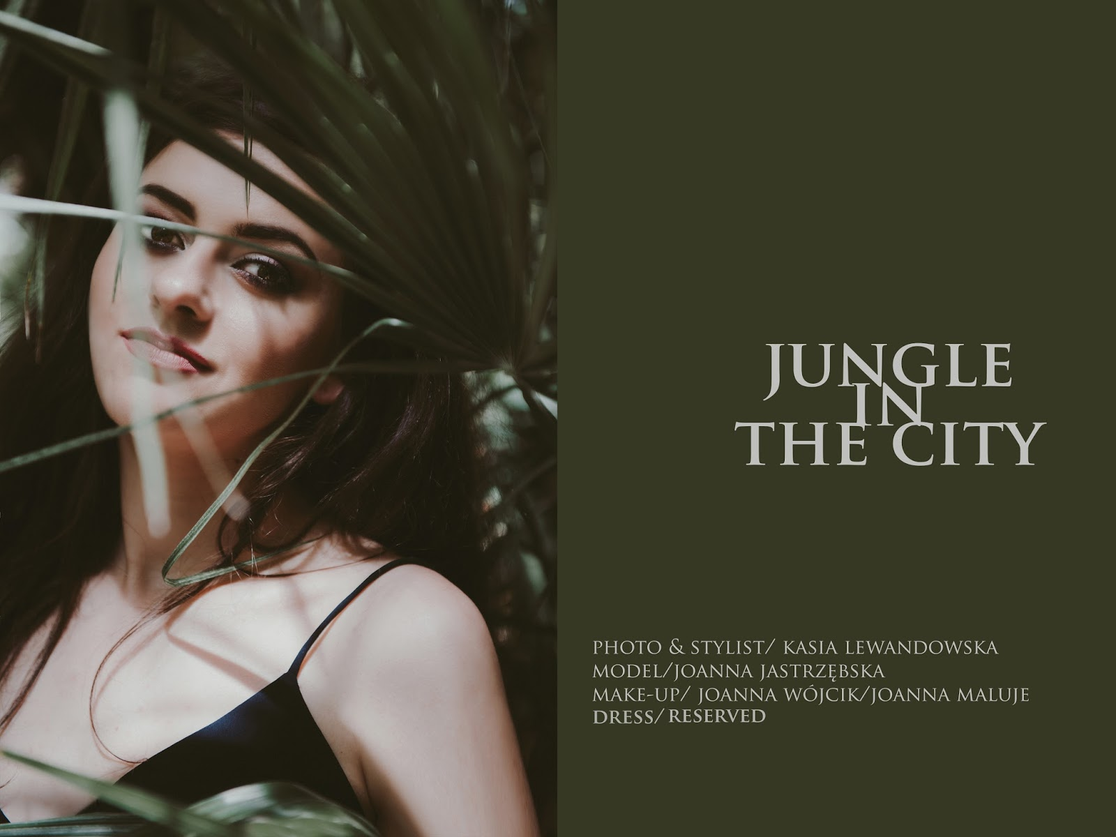 JUNGLE IN THE CITY
