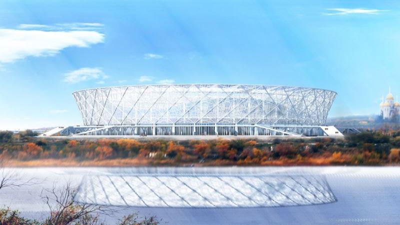 Volgograd Arena, Rusia | Piala Dunia FIFA 2018