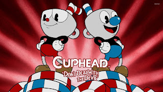 Cuphead Desktop Wallpaper