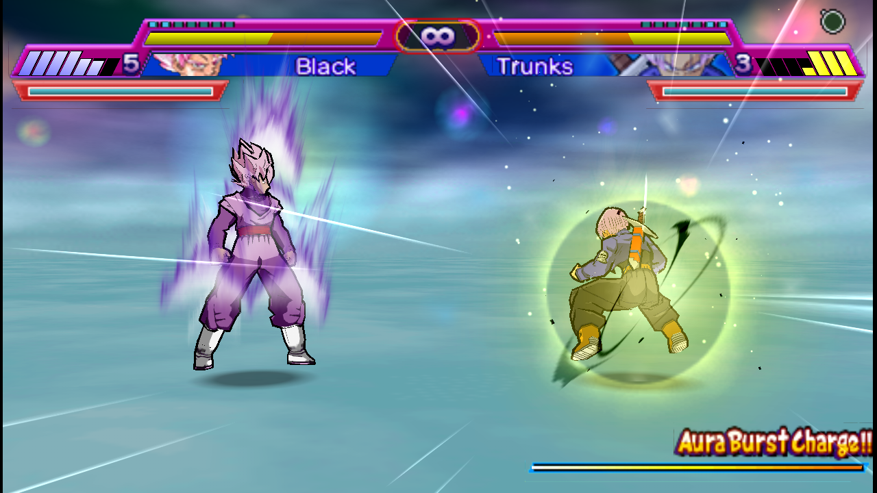 Download game ppsspp dragon ball super