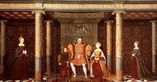 Henry VIII and the Break with Rome