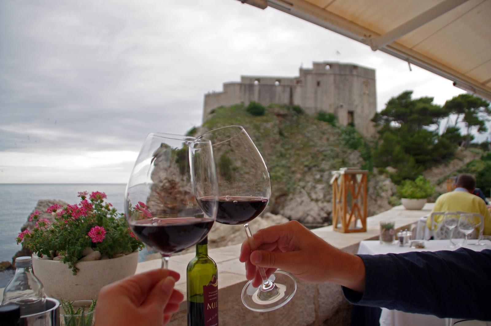 An Unforgettable Dinner at Nautika, Dubrovnik's Finest Restaurant
