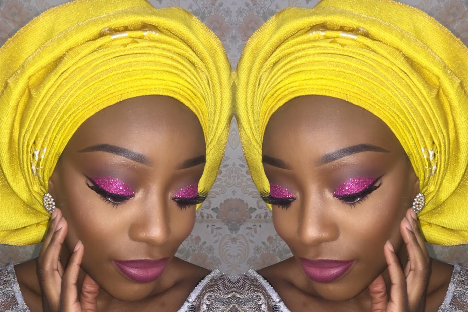 Download video quick slay yellow aso oke headtie gele with christianas closet takes us on a quick gele tutorial tie nice gele styles in just four minutes download and learn from this four minutes video tutorial ccuart Gallery