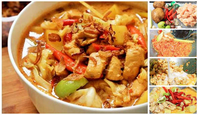 Resep Tongseng Ayam Spesial Kuah