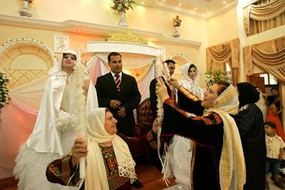 Acara Pernikahan di Palestina