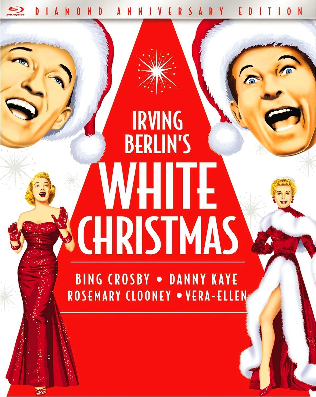 White Christmas Irving Berling.Irving Berlin S White Christmas Blu Ray Paramount 1954 Paramount