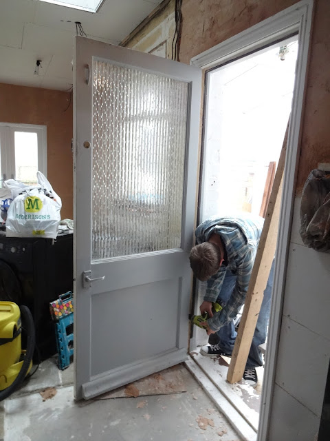 removing a back door