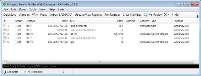 [Cảnh Báo] Phát hiện chiến dịch phát tán mã độc khai thác lỗ hổng qua WinRAR - CyberSec365.org