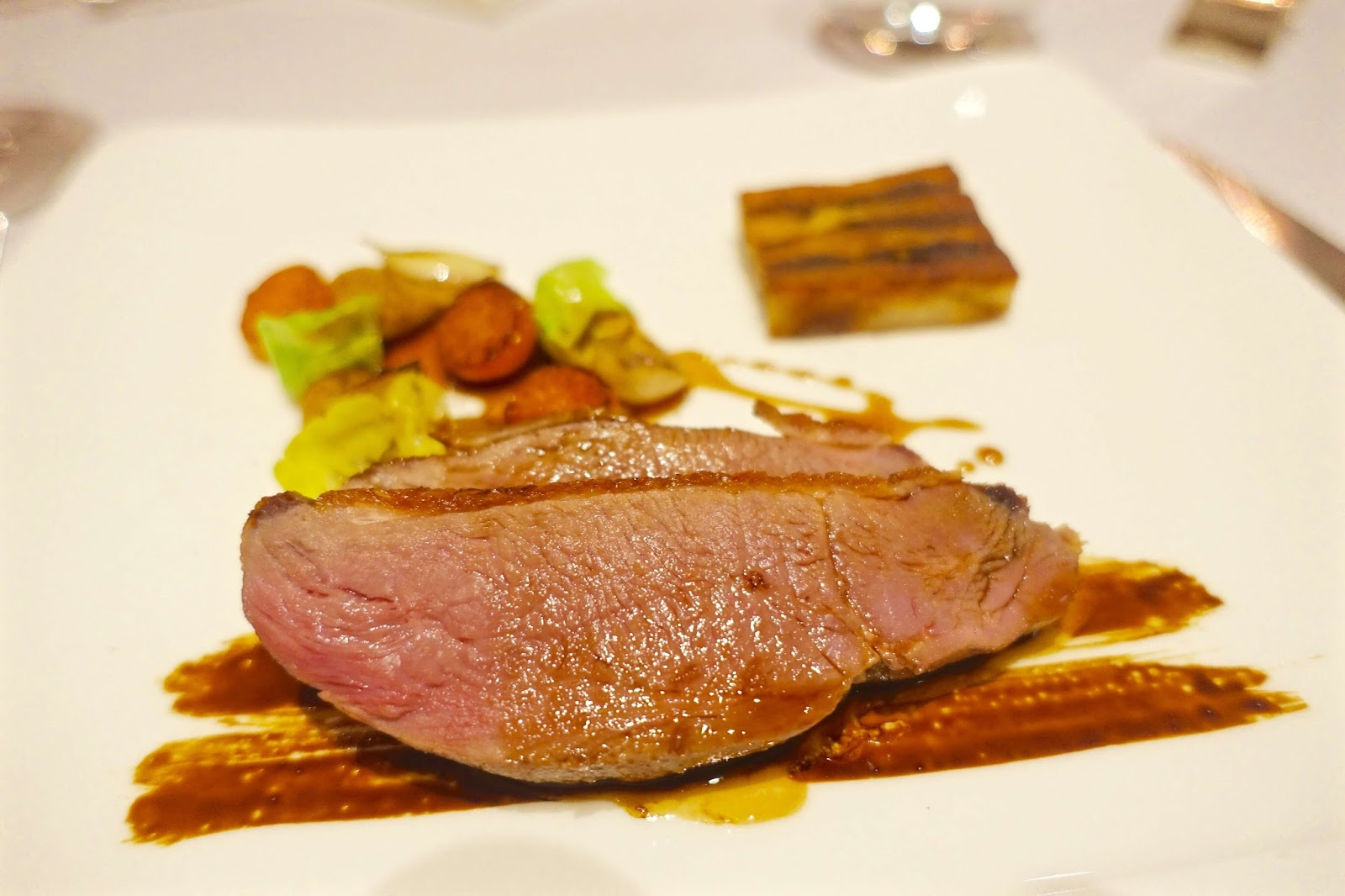 duck fine dining restaurant 56