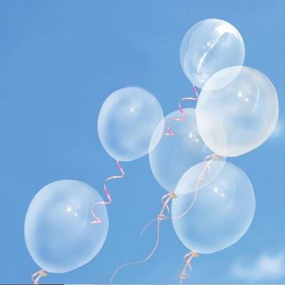 Balon Latex Transparant