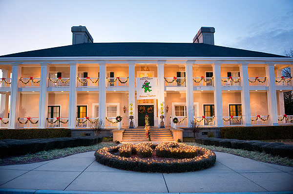 Kappa Delta House Texas M