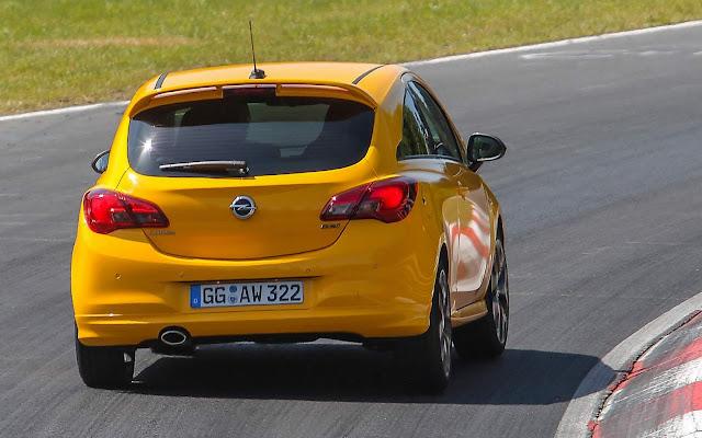 Novo Opel Corsa GSi 2019