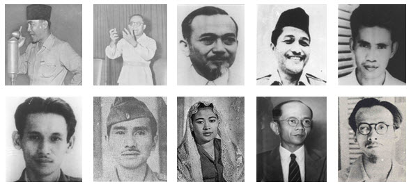 tokoh proklamasi indonesia