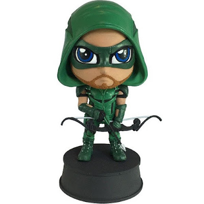 San Diego Comic-Con 2017 Exclusive Arrow TV Series Animated Green Arrow Statue by Icon Heroes x DC Comics x Lord Mesa