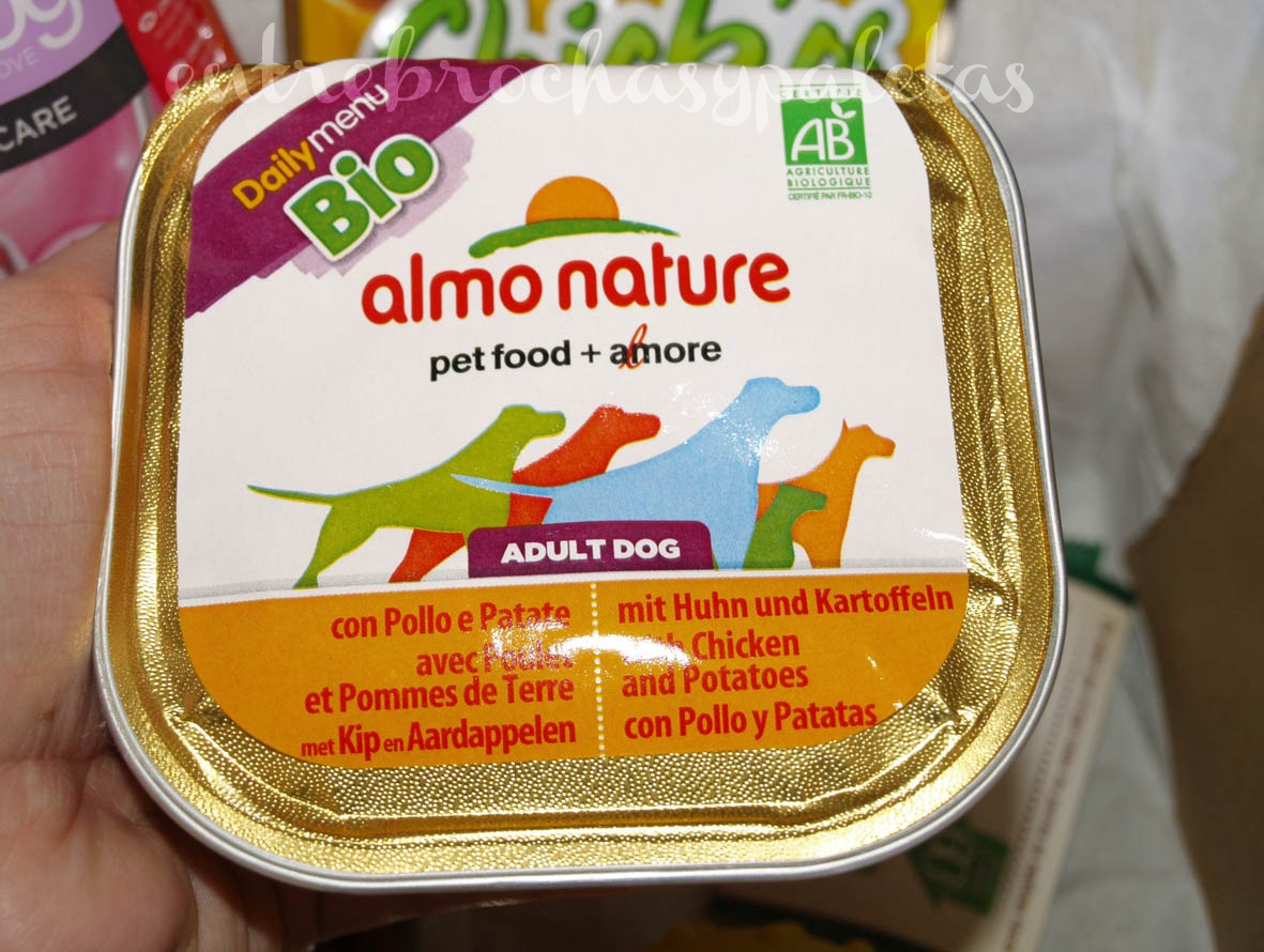 comida almo nature perros