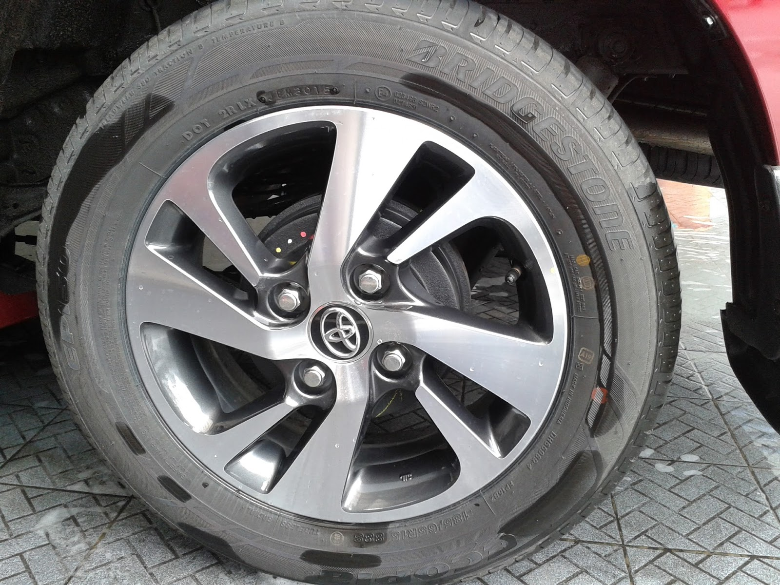 velg oem grand new veloz all vellfire interior plaza toyota kyai tapa