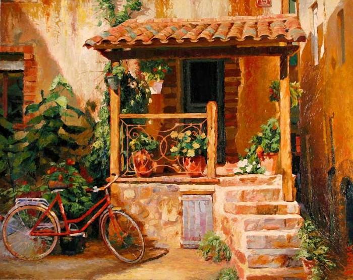 Современные художники Украины