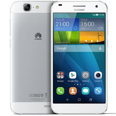 Huawei Ascend G7 Firmware Download and Flash Guide [Original Stock ROM]