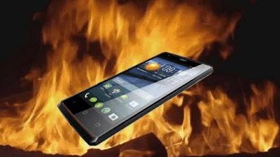 Cara Jitu Mengatasi Overheat Pada Smartphone