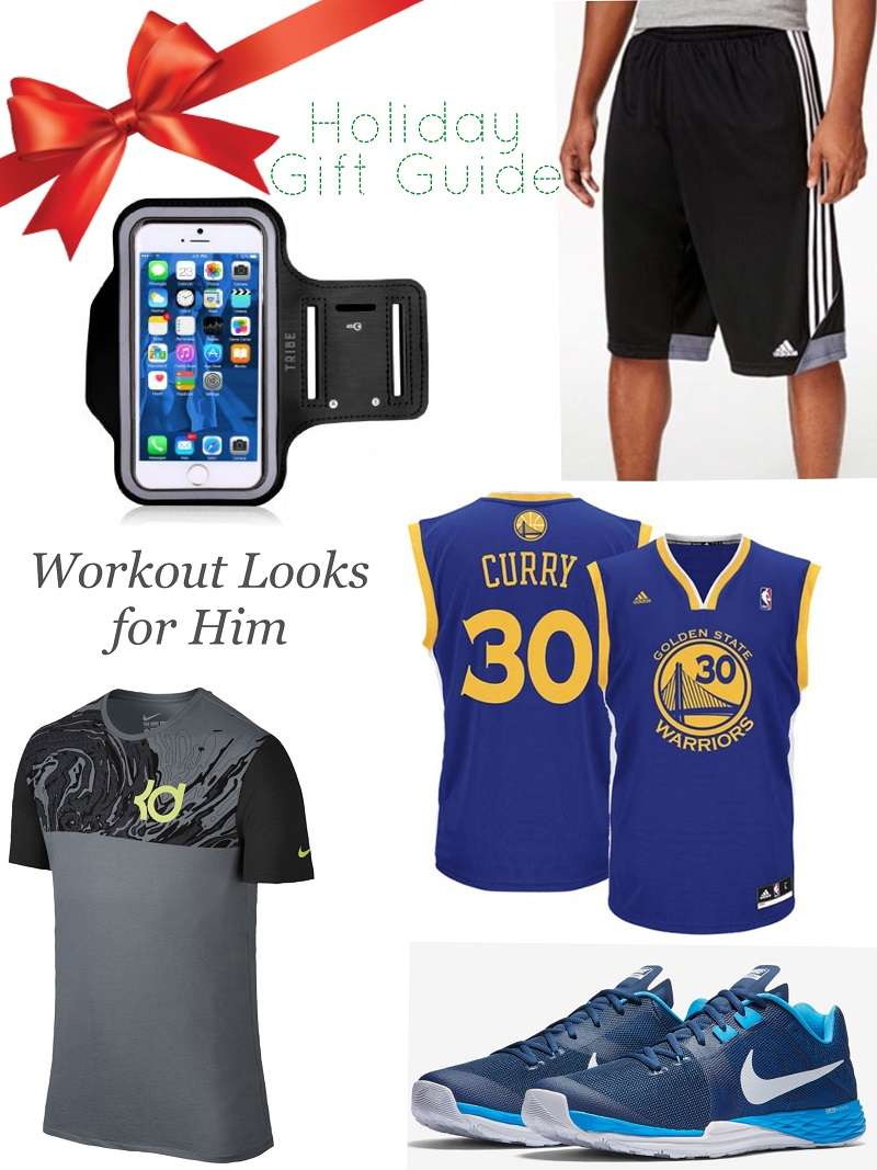 Workout Looks for Men: Holiday Gift Guide