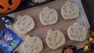 tarta calabaza asada canela postre halloween sencillo divertido simpático bonito molde lidl cuca todos los santos