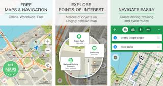 4 Aplikasi GPS Offline Terbaik Untuk Hp Android