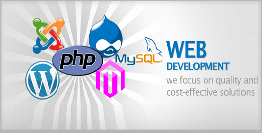 Web Development - Custom Web Design