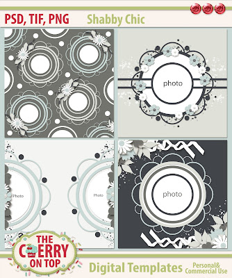 Shabby Chic Templates
