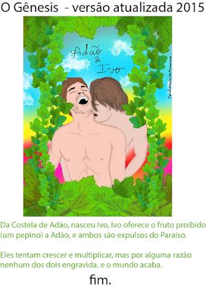 Encontrado por pesquisadores, versão de livro O Gênesis explica romance entre Adão e Ivo