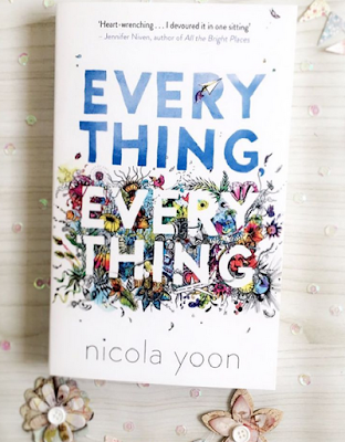 Everything Everything by Nicola Yook book review @ Sarahs Book Hub Blog