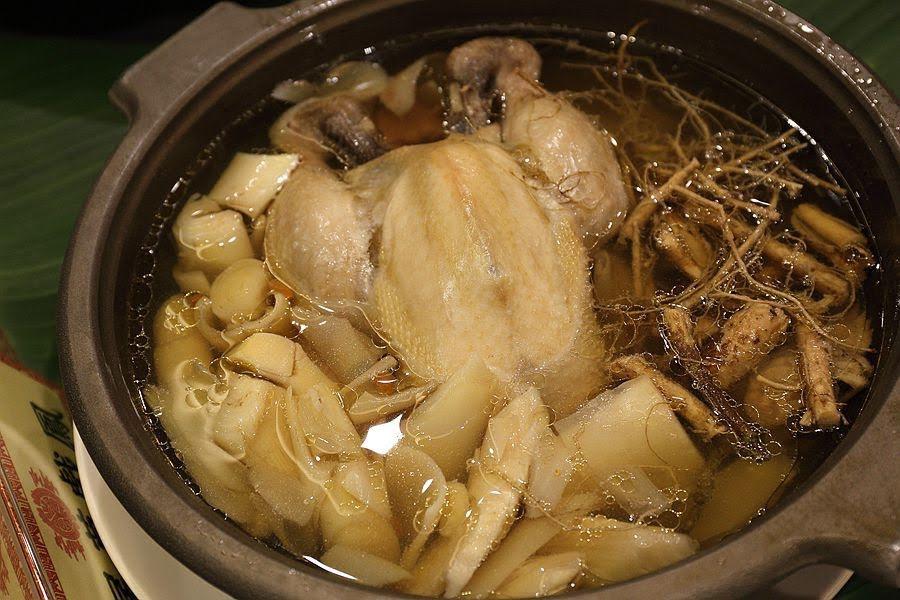 南投美食-滿漢全席大餐/九尾草戲鳳