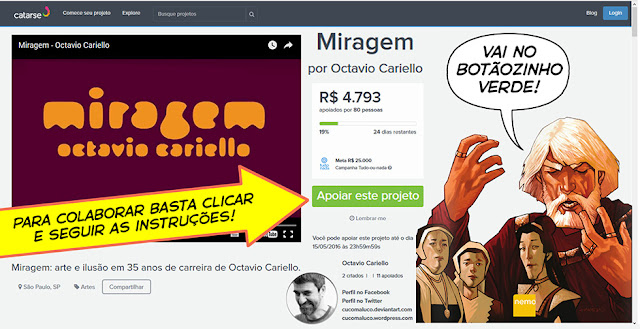 https://www.catarse.me/miragem/